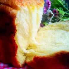 面包机版拉丝椰蓉吐司