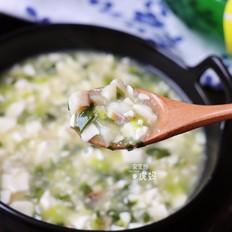 狭鳕鱼豆腐羹