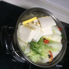 鱼糕大白菜