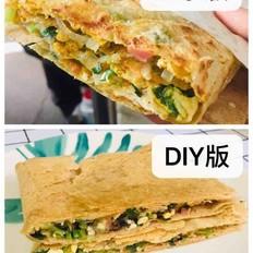 滕州菜煎饼(DIY版)