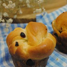 蔓越莓小面包