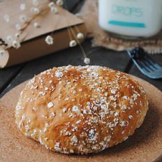 燕麦豆浆面包