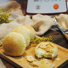 香酥绿豆饼