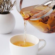 红枣枸杞柠檬茶