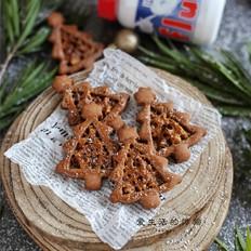 核桃姜饼树