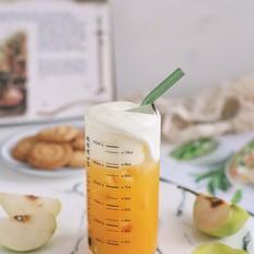 芒果香梨奶盖