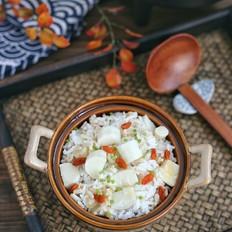 山药枸杞燕麦饭