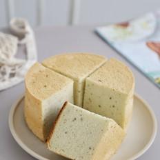 桂花戚风蛋糕