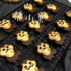 超级容易上手的松鼠饼干 六一快乐