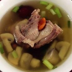 养身鸽子汤