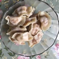煮速冻水饺