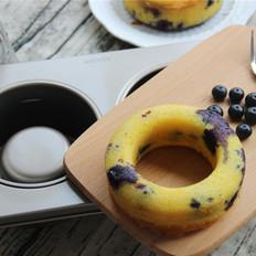 圈圈蓝莓磅蛋糕