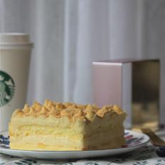 豆乳蛋糕(四寸)