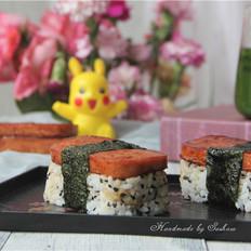 午餐肉寿司