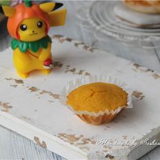 南瓜马芬蛋糕