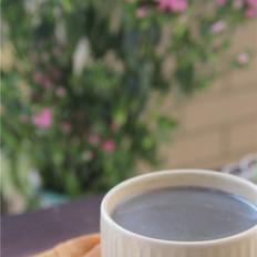 黑芝麻豆浆