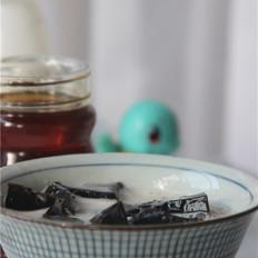 蜂蜜牛奶龟苓膏