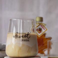 枫糖咖啡牛奶