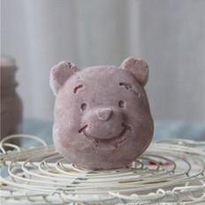 枫糖芋泥小熊
