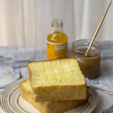 黄油砂糖厚吐司