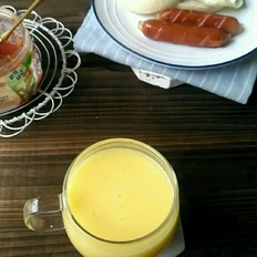 玉米大米汁