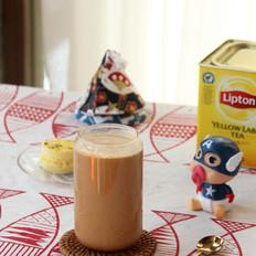 港式鸳鸯奶茶