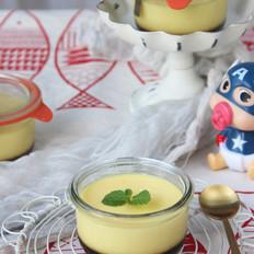 蛋奶布丁(水煮法)