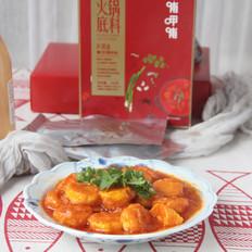 茄汁玉子豆腐(简易版)