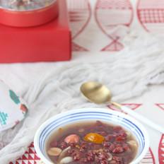 百合莲子红豆汤