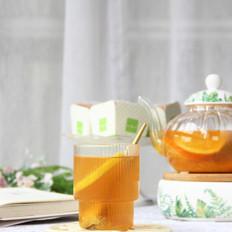 柠檬鲜橙茶的做法