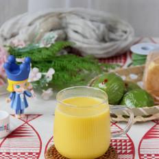 南瓜燕麦豆浆的做法