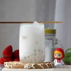 生打椰椰奶冻的做法