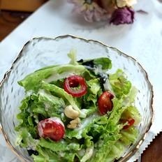 腰果蔬菜沙拉