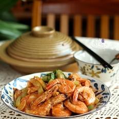 麻辣虾香锅