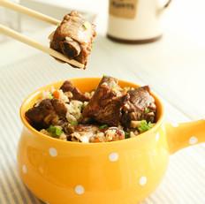 快手排骨米饭