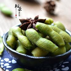 上海盐水毛豆