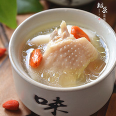 苏泊尔·中华炽陶 淮山炖鸡汤