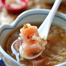 桂花糖藕粥