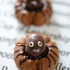 蜘蛛可可饼干