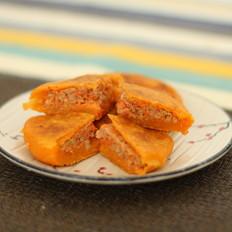 胡萝卜馅饼