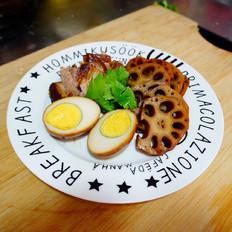 卤味 卤藕卤肉卤鸡蛋