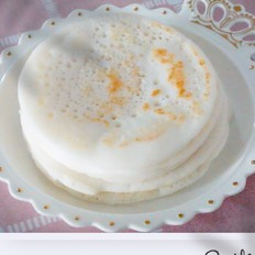 大米面饼米粑粑的做法