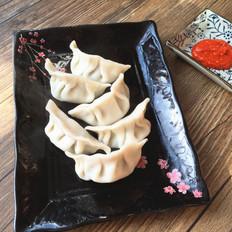 虾仁青菜饺子