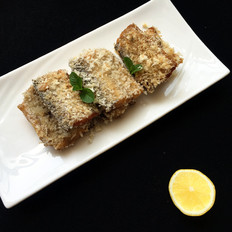 香煎椒盐带鱼