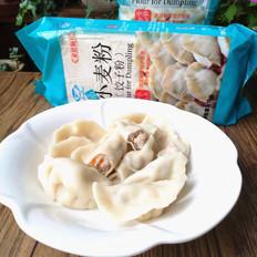 河虾猪肉饺子