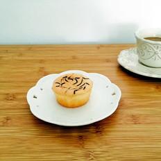 拉花纸杯蛋糕