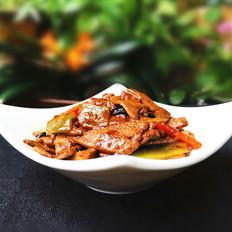 鲍鱼干贝酱猪肝的做法