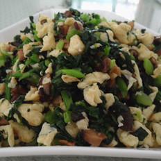 香菇青菜馅