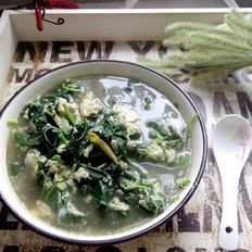 苋菜蛋汤的做法大全