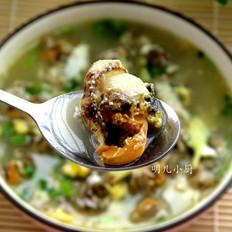 扇贝鸡蛋汤